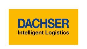 Referenz Logo Dachser Logistikunternehmen KieferFachübersetzungen Sprachtraining Deutsch für den Beruf